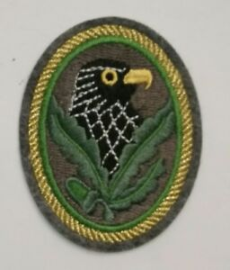 WWII German Sniper Arm Patch Badge 1st Class Historically Accurate Reproduction