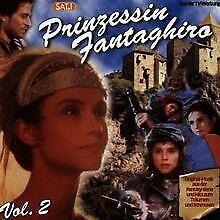 Principessa-FANTAGHIRO-vol-2-di-various-CD-stato-bene
