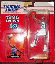 1996 Grant Hill Detroit Pistons Starting Lineup NBA Action Figure Kenner