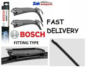 Escotilla Bosch Aerotwin Delantero CITROEN DS3 Ventana Limpiaparabrisas Cuchillas