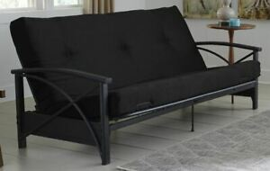 Futon Mattress Guest Spare Room Sofa