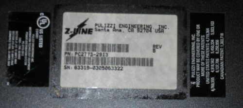 24-120-VAC outlets Pulizzi Part #PC2773-2913 PDU-Power Distribution Unit
