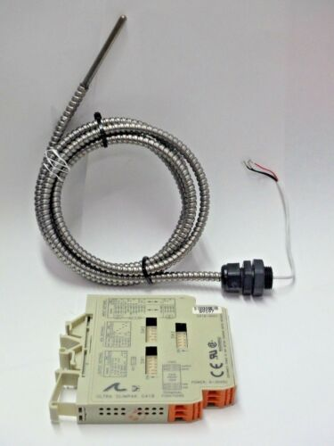 WEIDMULLER ULTRA SLIMPAK G418-0001 RTD Input  Current /& Voltage outputs