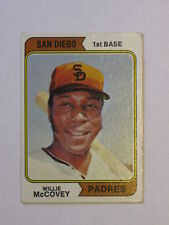 1974 Topps Willie Lee McCovey #250