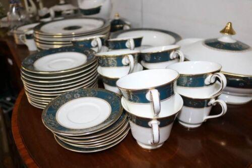 Please Choose from List Royal Doulton Carlisle Tea /& Dinner Service to Split