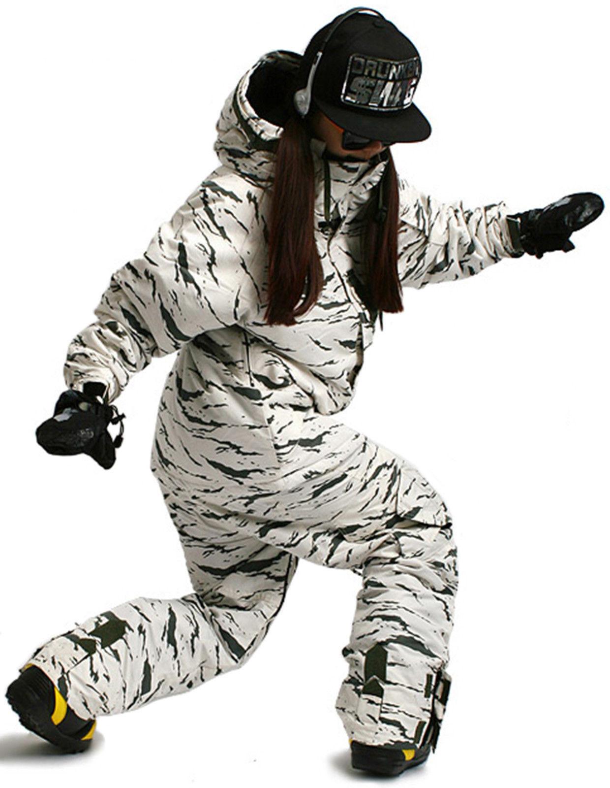 2019 SouthPlay Waterproof Ski-Snowboard Militarylook Desert Desert Desert Jacket +Pants set 11f7f2