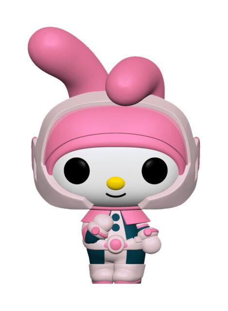 Funko Pop Animation Hello Kitty My Melody Ochaco Vinyl Figure For Sale Online Ebay