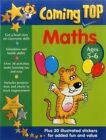 Coming Top: Maths - Ages 5-6: 60 Gold Star Stickers - Plus 30 Illustrated Stickers for Added Fun and Value by Jill Jones (Paperback, 2015)