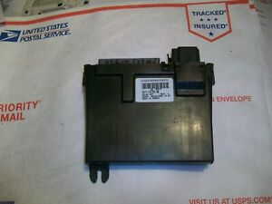 Yw1t 13c791 Ab Lincoln Town Car Keyless Entry Module Driver S Door Driver W Code Ebay