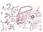 thumbnail 2 - MERCEDES-BENZ E W211 Rear Right Door Sealing Frame A2117300278 NEW GENUINE