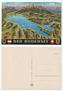 25585-Der-Bodensee-alte-Ansichtskarte