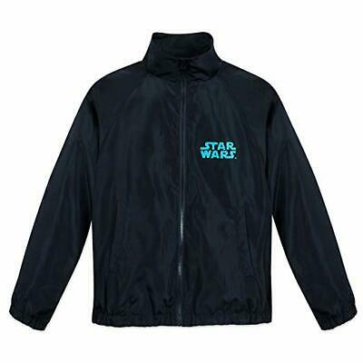 A Star Wars Story NWT Men's Large Star Wars Millennium Falcon Track Jacket Solo