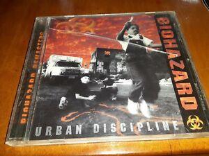 Urban-Discipline-by-Biohazard-CD-Nov-1992-Roadrunner-Records
