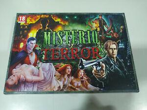 Misterio-y-Terror-New-York-Crimes-Lucius-Dracula-4X-JUEGO-PC-DVD-ROM-espana