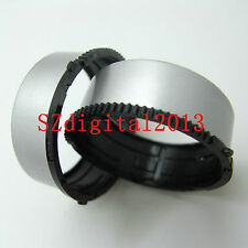 Lens Gears Tube Barrel Ring For Nikon S2600 S3100 S4100 S4150 Repair Part Silver