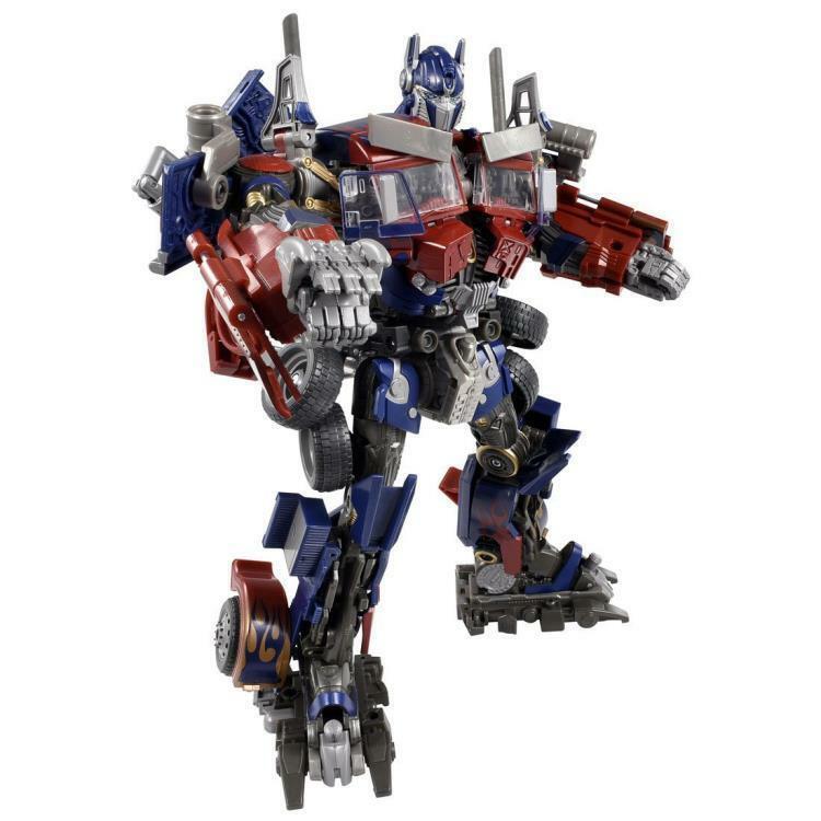 contador genuino Transformers Película El Mejor MB-17 Optimus Prime Prime Prime venganza Ver. figura De Acción  orden ahora disfrutar de gran descuento