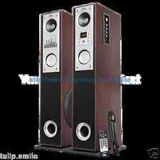 Intex 2.0 Bluetooth tower Speaker System IT-13500 SUF BT (FM/USB/MMC/SD)