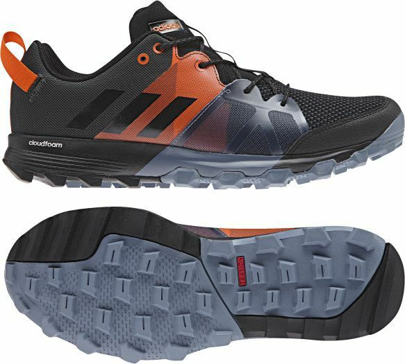 new arrival f152b 5a531 Men s adidas Performance Kanadia 8.1 TR M Trainers in Black UK 8.5   EU 42  2 3 for sale online   eBay