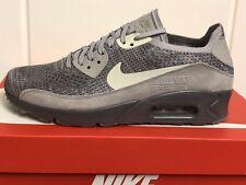 Nike Air Max 90 Ultra 2.0 Flyknit 875943 102 Mens Shoes