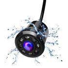 Waterproof 8LED Car Rear View Reverse Backup Parking Camera Night Vision HD Cam