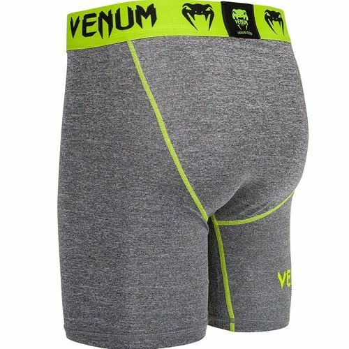Venum Contender 2.0 Compression Shorts Heather Grey