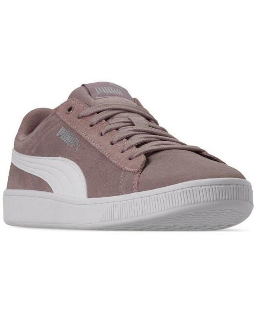 PUMA Women's Vikky Sneaker Elderberry