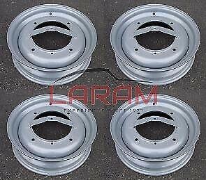 4 cerchi ruota nuovi per Fiat 500 F-L -wheel rims