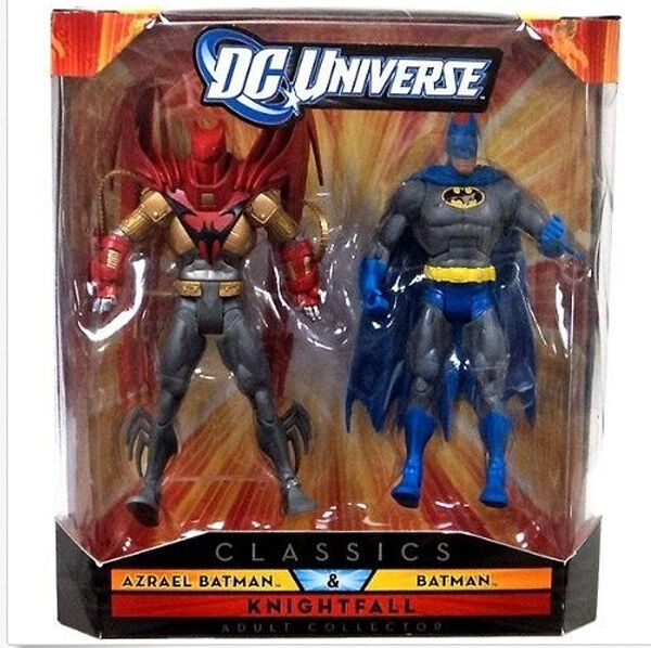 Dc - universum legenden knightfall batman   azrael batman.