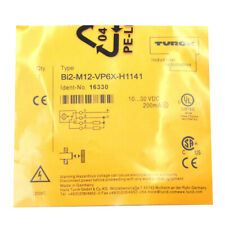 NEW Turck BI2-G12K-AP6X Proximity 12mm Barrel Sensor 3-Wire DC PNP