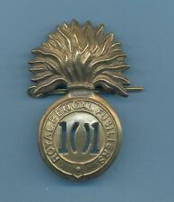 ROYAL BENGAL FUSILIERS.101st REGIMENT OF FOOT.BRASS GLENGARRY BADGE