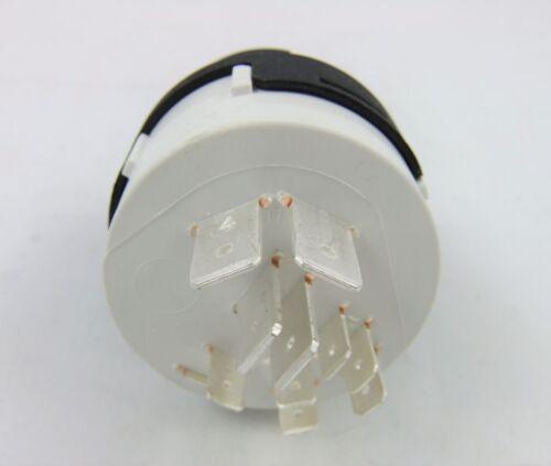 Zündschloss Anlassschalter 10 Pin passend für Deutz 6007 6207 6507 6807-7807