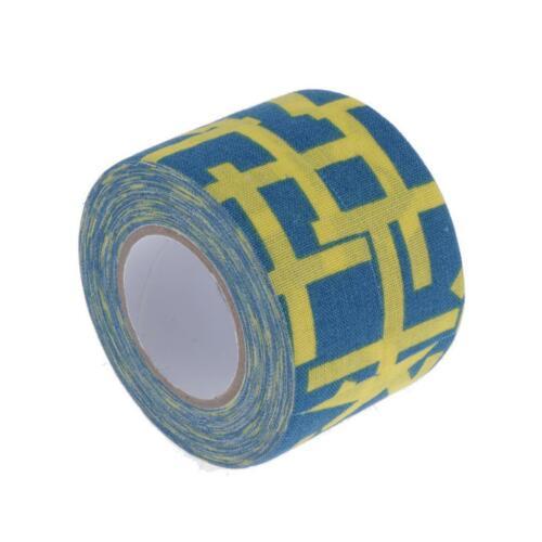 2Rolls Premium Self-adhesive Ice Hockey Stick Tape Cotton Grip Roller