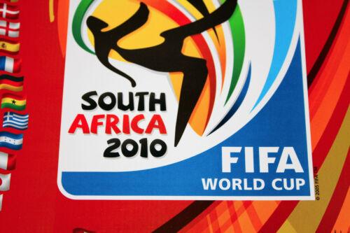 12 x DISPLAY BOX 1200 TÜTEN PACKETS ED EUROPA Panini WC WM 2010 South Africa