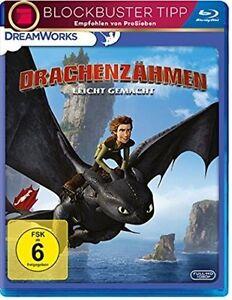 DRACHENZAHMEN-LEICHT-GEMACHT-Blu-ray-Disc-NEU-OVP