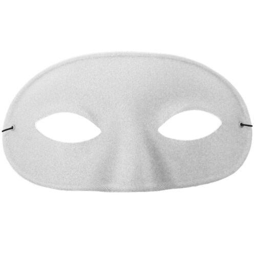 Domino Satin Eyemask with Elastic Strap