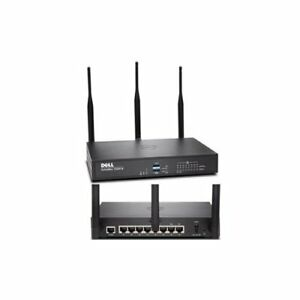 Sonicwall-Tz500-Network-Security-firewall-Appliance-8-Port-10-100-1000base-t