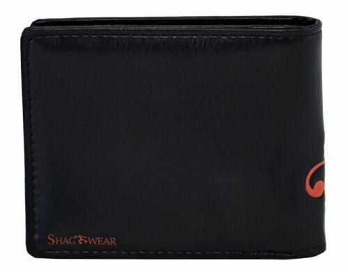 Choose Design Shagwear Original Designs Men/'s Faux Leather Bi-Fold Wallets