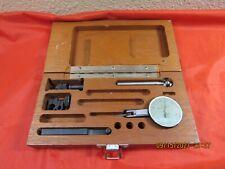 Brown Amp Sharpe Bestest 7031 3 Dial Test Indicator Swiss Jeweled 0005