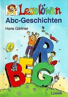 Leselöwen ABC-Geschichten von Gärtner, Hans | Buch | Zustand gut