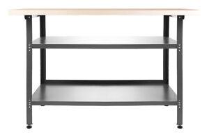 Ondis24 Werkbank Basic Werktisch Werkstatttisch Montagewerkbank Packtisch Metall