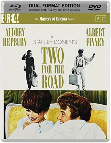 Two for the Road 1967 Dual Format Blu-ray  DVD [Masters of Cinema]