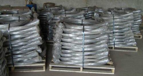 14 Gauge x 13 Foot Long Galvanized Baling Wire Ties