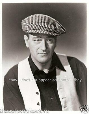 "1932 JOHN WAYNE DUKE WESTERN COWBOY 10 GALLON HAT PHOTO /""THE BIG STAMPEDE/"" MOVIE"