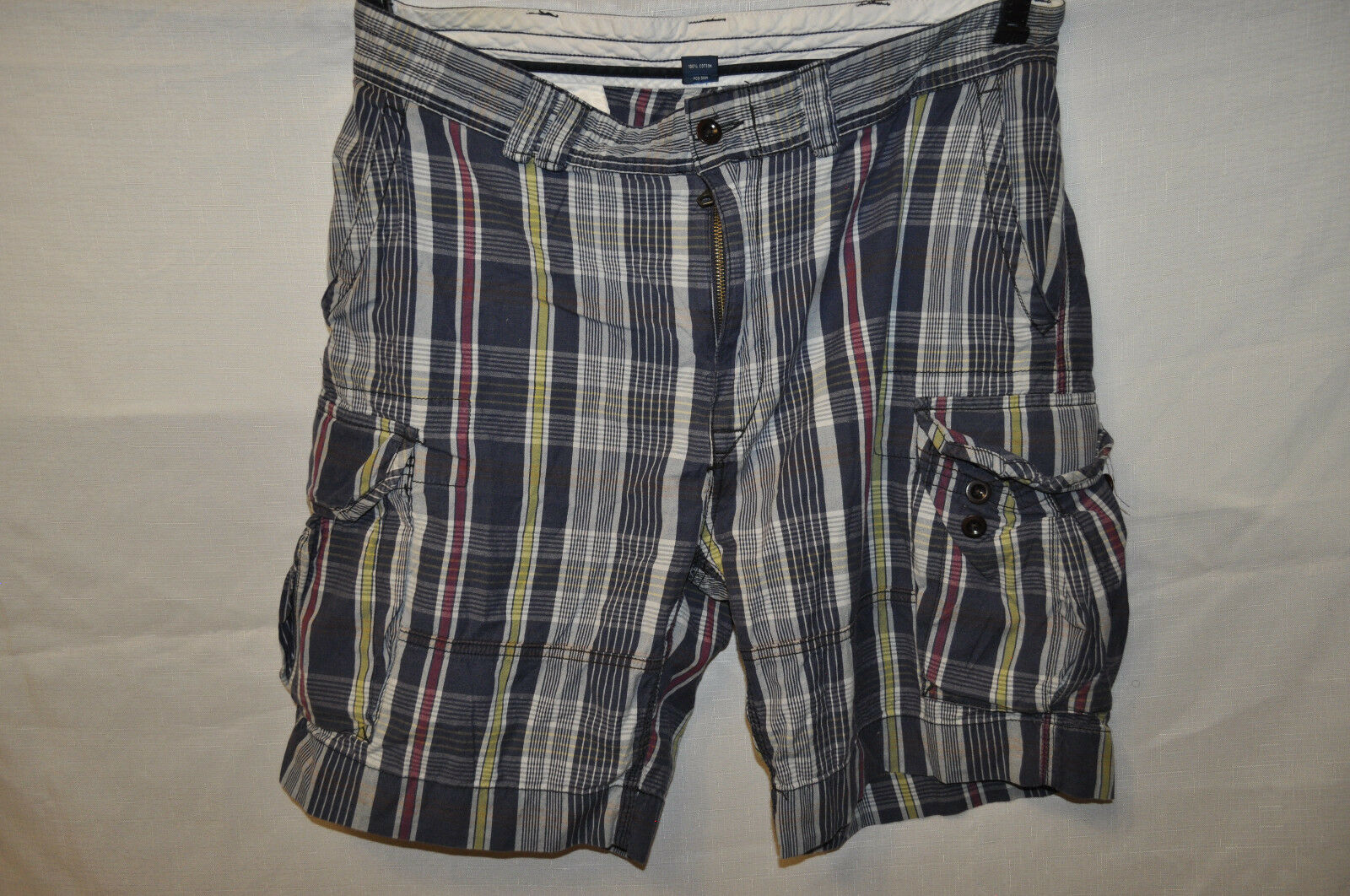 Polo Ralph Lauren Shorts Mens Stripes Shorts Size 38 Multi colord
