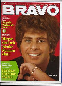 BRAVO-Nr-50-vom-7-12-1970-Ricky-Shayne-Tremeloes-Daliah-Lavi-Black-Sabbath