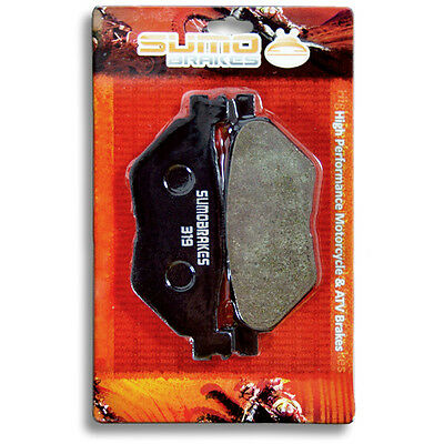 Stratoliner 06-15 Yamaha Rear Brake Pads XV1900 Roadliner 06-15 Raider 08-15