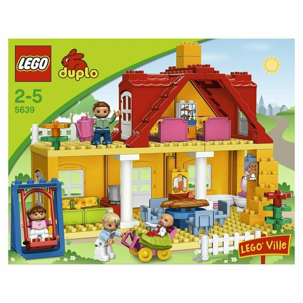 Lego Duplo Family Home New New New Sealed 2fb3ef