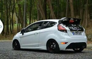 Image Is Loading Ford Fiesta Mk7 Roof Spoiler Model Rs 2008
