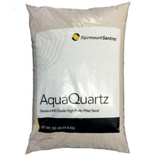 Aquaquartz Commercial Residential Swimming Pool Filter Sand #20 Grade-50 Lb Bag