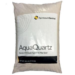 Aquaquartz-Commercial-Residential-Swimming-Pool-Filter-Sand-20-Grade-50-Lb-Bag